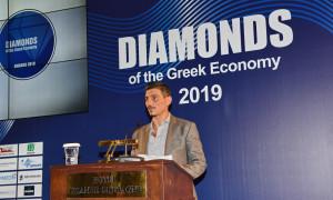 Σημαντική διάκριση για τη ΒΙΑΝΕΞ στα Diamonds of the Greek Economy 2019